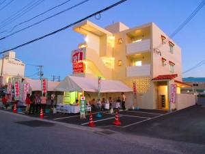 沖縄市安慶田の新築完成見学会