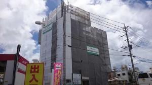 宜野湾市宇地泊に駐車場用地でました!